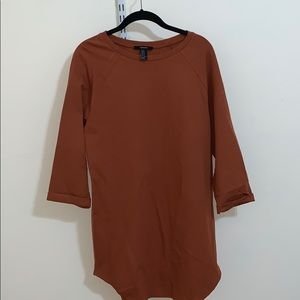Sweatshirt Bodycon Dress
